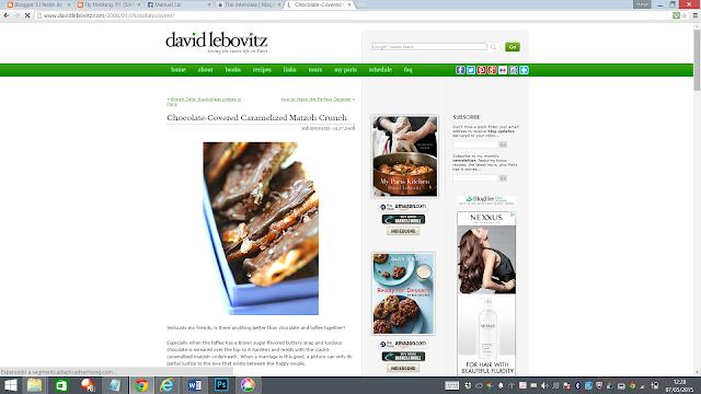 Http Www Davidlebovitz Com Orange Syrup Cake Recipe