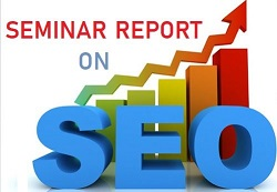 seo seminar report pdf download