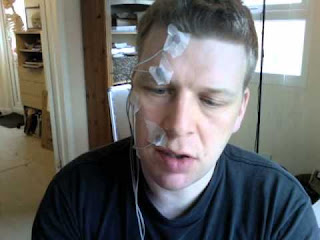 titik acupressure wajah manusia