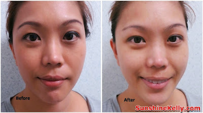DHC Double Cleansing Ritual, DHC Deep Cleansing Oil, DHC Mild Soap, DHC, Japan, skincare, before after picture