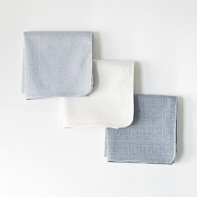 handkerchief mouchoir zero-waste cold and flu