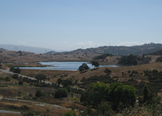 Calero Reservoir, San Jose, California