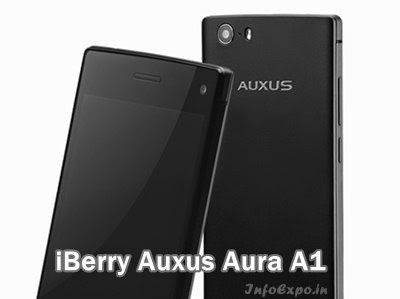 iBerryAuxus Aura A1: 5.0 inch,1.4 GHz Octacore Android Phone Specs, Price