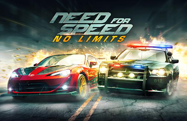 Need for Speed™ No Limits v1.0.19 Apk + Data Logo