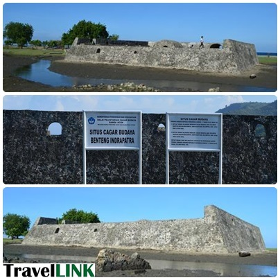 Tempat Wisata Benteng Indrapatra