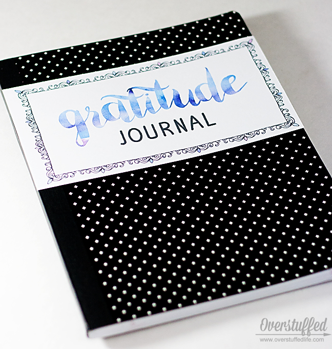 Writing in a gratitude journal for just a few minutes each day has been proven to make you a happier, healthier, and more productive person. Use this free gratitude journal printable to begin practicing more gratitude today.