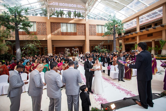 indoor garden wedding klang valley
