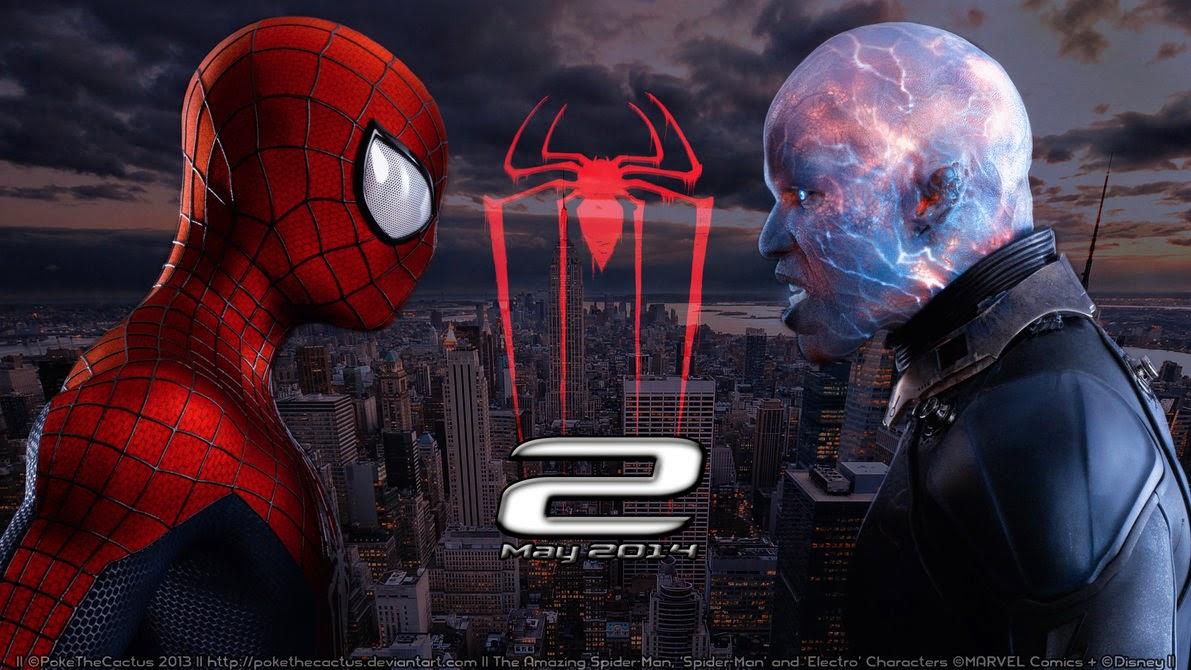 Spider man hin