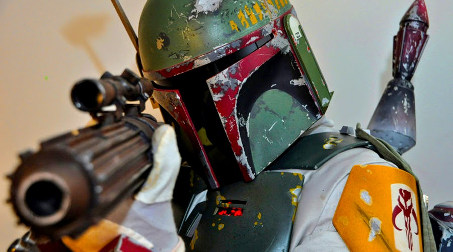 Boba Fett movie 2016