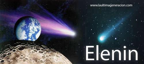 Viene cometa Elenin