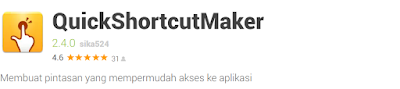 Download Quick Shortcut Last Version