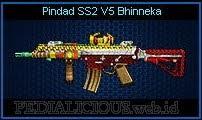 Pindad SS2 V5 Bhinneka