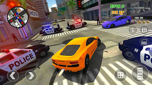 Clash of Crime Mad City War Go Mod Apk Terbaru