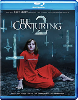 DVD & Blu-ray Release Report, The Conjuring 2, Ralph Tribbey