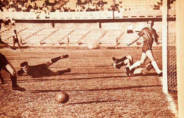 Uruguay y Chile en Copa Juan Pinto Durán 1963, partido de ida