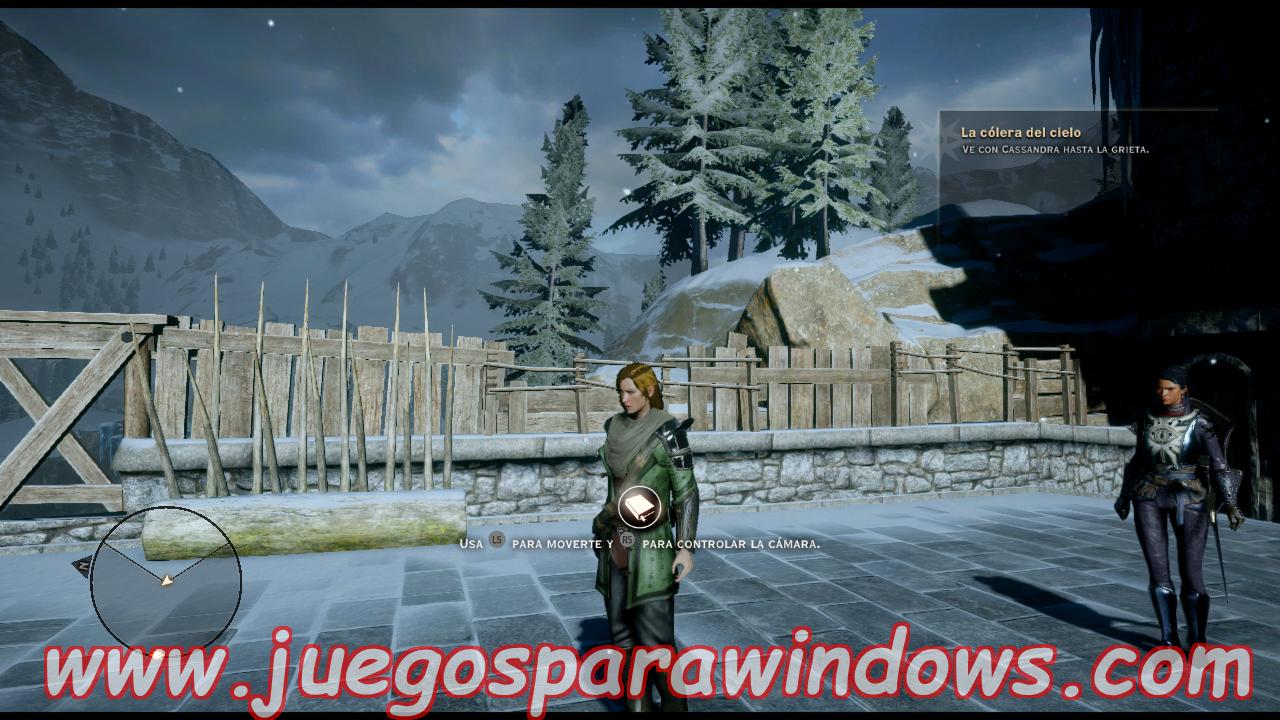 Dragon Age Inquisition Multilenguaje ESPAÑOL XBOX 360 (Región FREE) (COMPLEX) 16