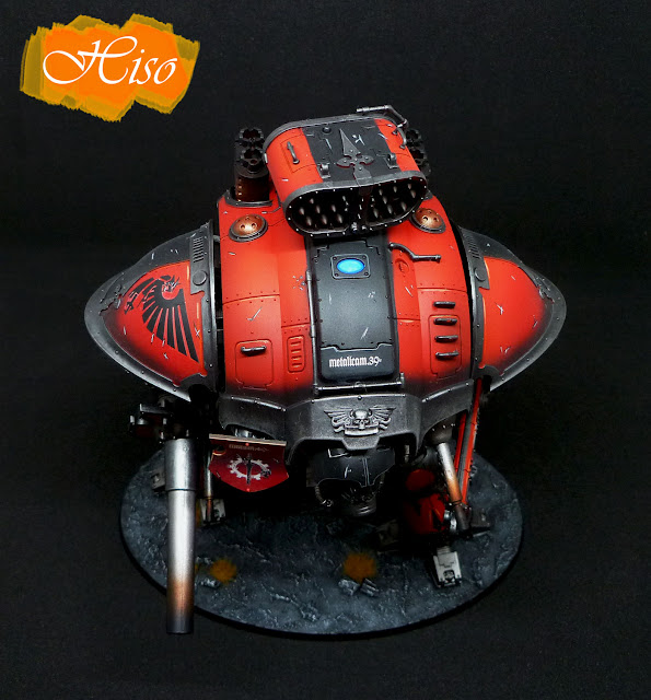Imperial Knight 40k