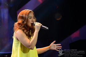 Abbey Pineda sings 'I Just Can't Stop Loving You' on 'The Voice PH'