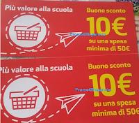 Logo Ecco i buoni ''Spendi&Riprendi'' da 10 euro per risparmiare anche sui prodotti in promozione !