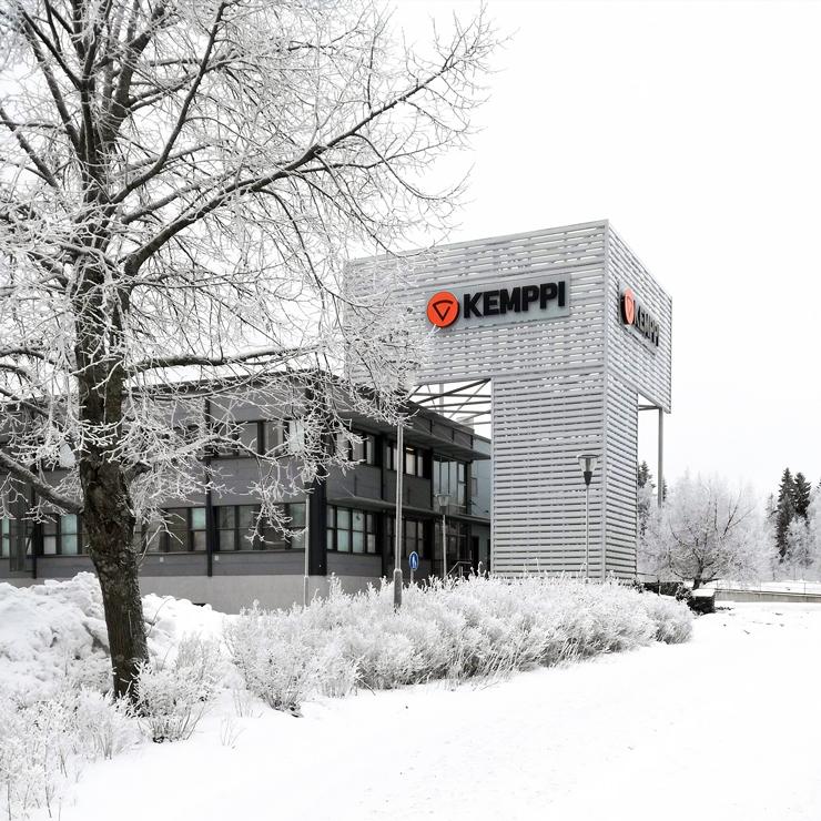 Kempinkatu 1, 15800 Lahti, Finland