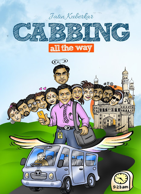 Book Review : Cabbing All The Way - Jatin Kuberkar