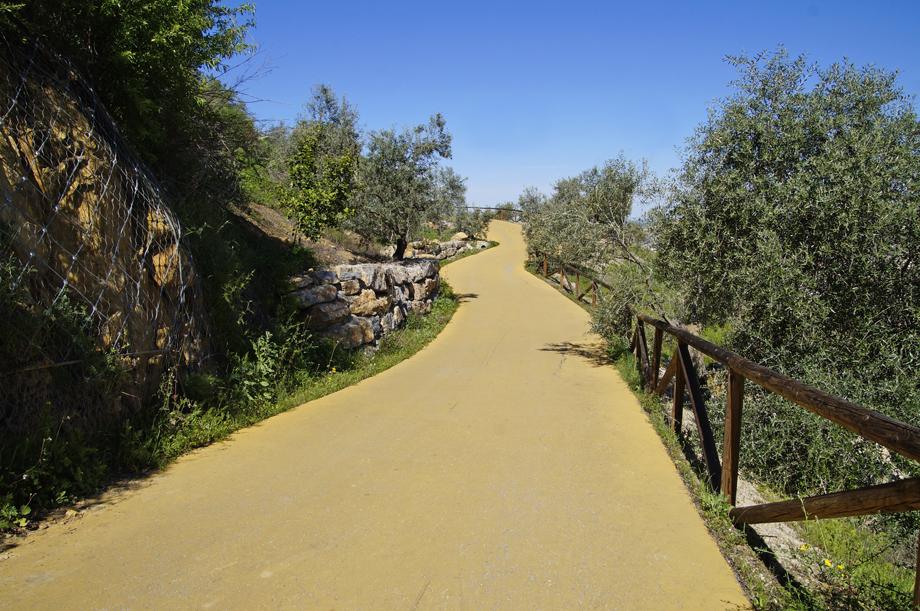 Ynas Reise Blog | Spanien | Olvera | Via Verde de la Sierra