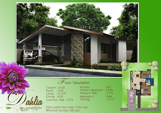 Amiya Resort Residences Dahlia House Model