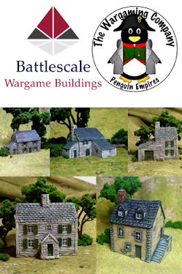 The Wargaming Company Now Offers Battlescale Buildings