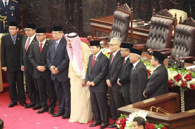 Kedatangan Raja Salman Merupakan Shock Therapy kepada yang Anti Islam dan Anti Arab