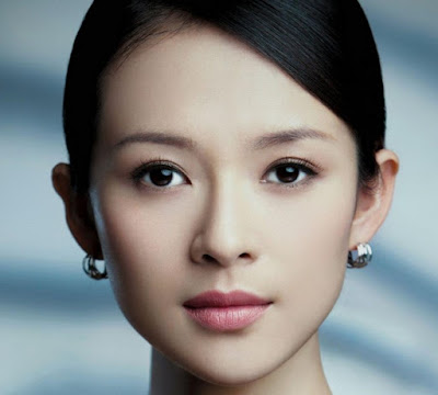 Zhang Ziyi Artis Dan Model China Tercantik