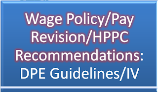 cpse-wage-policy-pay-revision-hppc-recommendations-dpe-guidelines-IV
