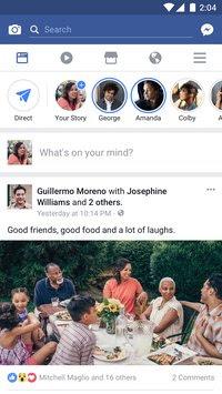 تنزيل تطبيق فيس بوك