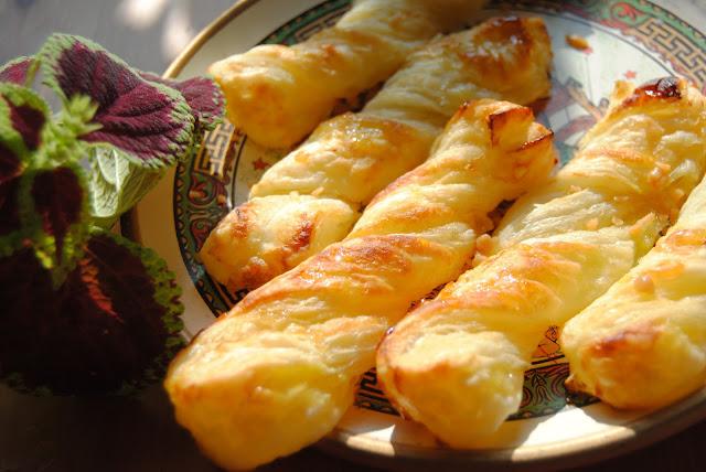cytrynowe ciasto francuskie