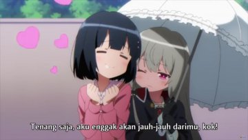 Tonari no Kyuuketsuki-san Episode 2 Subtitle Indonesia
