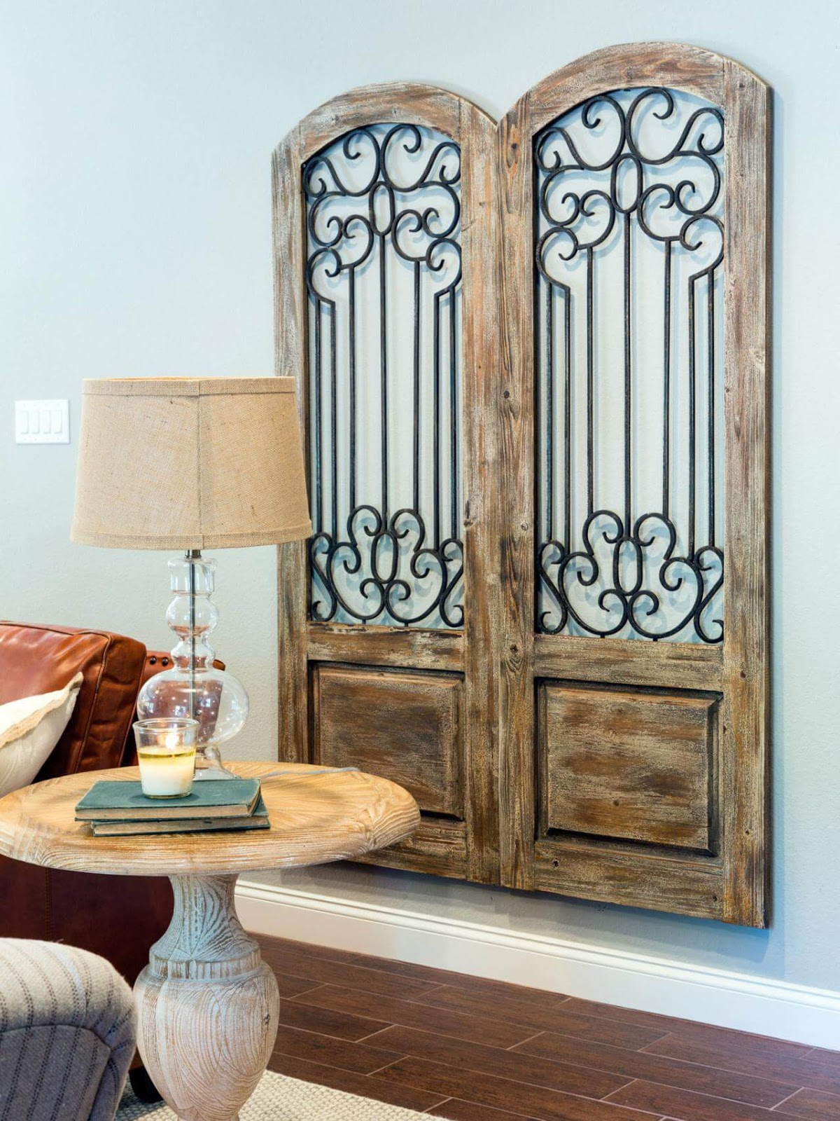33 Artistic And Practical Repurposed Old Door Ideas Do It Yourself Ideas And Projects