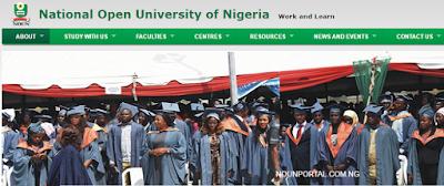 National Open University Registration Closing date 2018