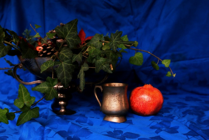 diy decadent floral arrangement decoration