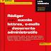 Rédiger avec succès - lettres, e-mails et documents administratifs en PDF
