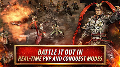 Dynasty Warriors Unleashed Mod Apk v1.0.0.5 Android Free