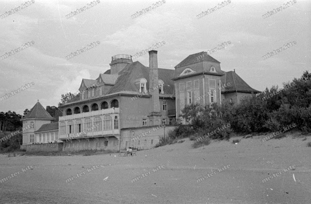 "1936 год. Рижское взморье. Санаторий ""Marienbāde"""