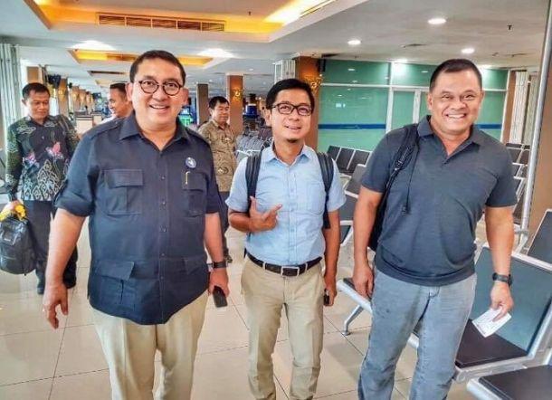 Dipergoki Fadli Zon Tanpa Sengaja, Arah Dukungan Jenderal Gatot Mulai Ketahuan