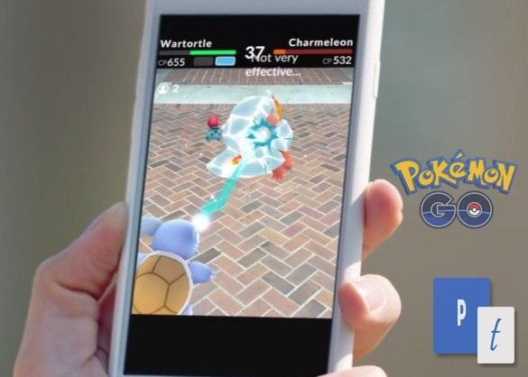 Cara Memulai dan Menyerang serta Bertahan di Gym Pokemon GO