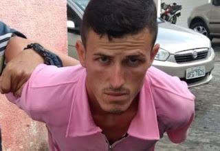 Suspeito de esfaquear a ex-companheira de 15 anos com 12 facadas é preso na Paraíba