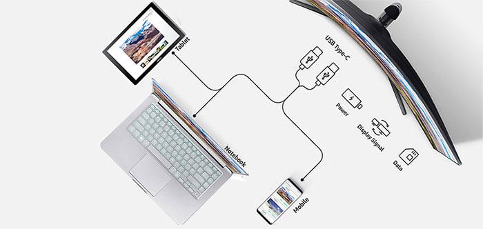 LC49J890DKEXXV, màn hình máy tính, màn hình cong, màn hình 49 inch, màn hình samsung