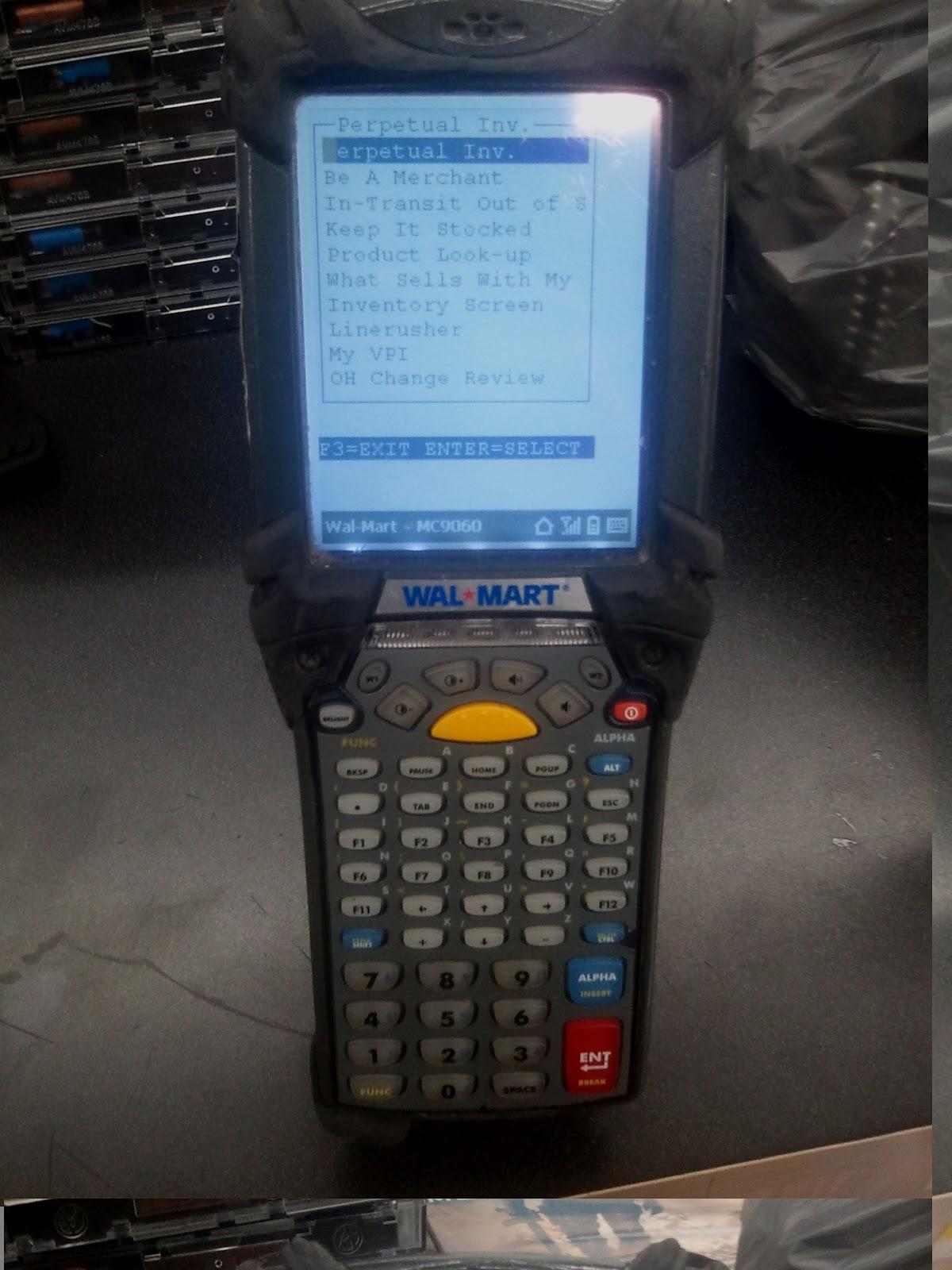 Wal Mart Information System