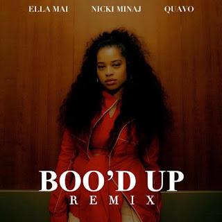 "MUSIC;Nicki Minaj & Quavo- ""Boo'd Up [Remix]"