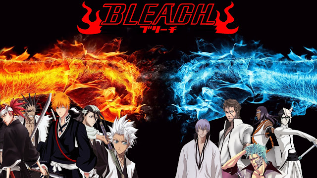 BATCH Anime Bleach Episode 1-366 Subtitle Bahasa Indonesia - Complete