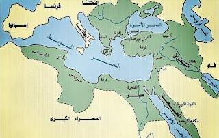 الإمبراطورية العثمانية في أقصى امتدادها