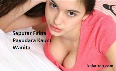 kalautau.com - Seputar Fakta Payudara Kaum Wanita