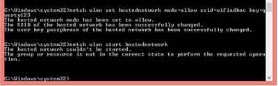 Adhoc Tidak Berhasil Dijalankan - cara sharing file antar laptop windows 8